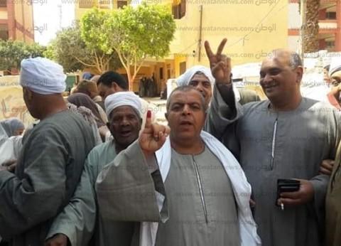 توافد الناخبين على لجان بني سويف في اليوم الأخير للاستفتاء على الدستور