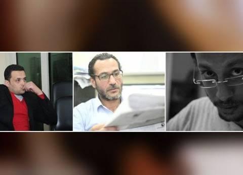 """مثقفون يدشنون حملة """"احرق عملك الإبداعي"""" احتجاجا على حبس الكاتب أحمد ناجي"""