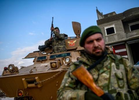 «أنقرة» تعلن تصفية 447 فى غزو «عفرين» ومواجهات أمريكية تركية متوقعة فى «منبج»