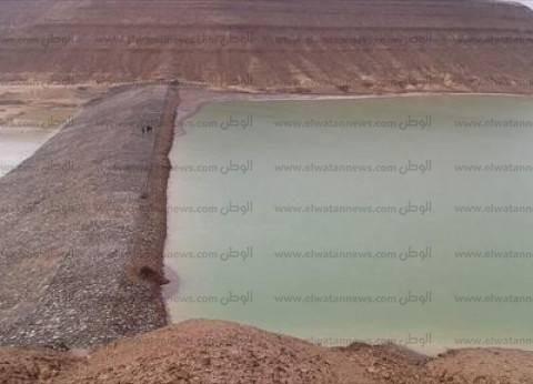 محافظ جنوب سيناء: بدأنا استغلال مياه السيول.. وتأكدنا من تغطيه أسلاك الكهرباء