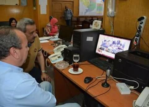 رئيس الوزراء يطمئن على حالة الطقس في دمياط عبر الفيديو كونفرنس