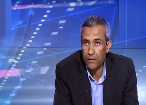 """أبوالسعود عن """"اقتحام الصحفيين"""": نتواصل مع النواب لتقديم استجوابات عاجلة"""