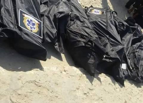 أسر الضحايا تنتظر «الجثامين» عند ملتقى «النهر والبحر»