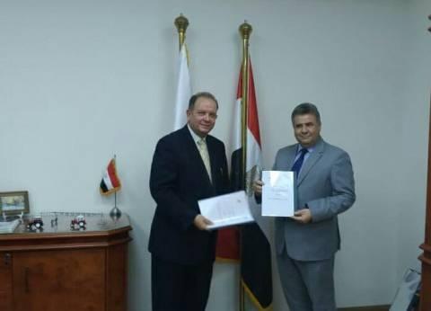 """اتفاق بين جامعة بنها و""""الريف المصري"""" لإنشاء مركز لأبحاث الأرز"""