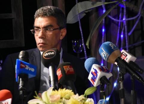 """ياسر رزق يقترح إنشاء مركز للرد على الشائعات بالتعاون مع """"الوزراء"""""""