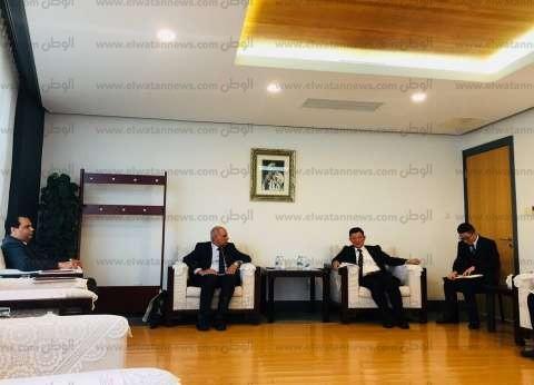 """رئيس جامعة كفر الشيخ: إنشاء معهد """"كونفوشيوس"""" لتعليم اللغة الصينية"""