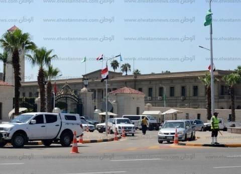 """""""مرور الجيزة"""": مؤتمر الشباب لن يؤثر على الحركة بمحيط جامعة القاهرة"""
