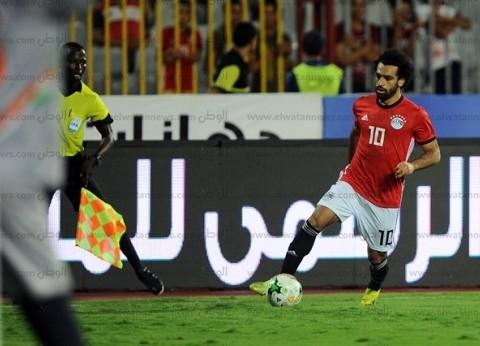 """النيجر """"وش السعد على كل صلاح"""".. جناح ليفربول ومهاجم الأهلي"""