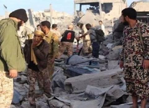 """مخاوف من انتشار النزاع بأنحاء ليبيا بعد هزيمة """"داعش"""" في سرت"""