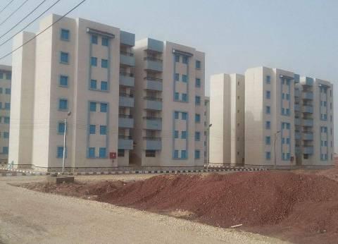 بناء 3 عمارات للإيواء العاجل في الوادي الجديد