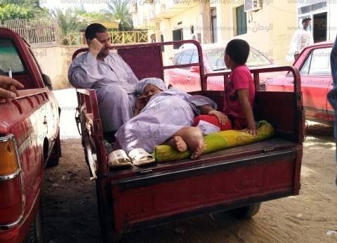 حجز 25 عربة يد و11 تروسيكل في حملة أمنية بالقاهرة