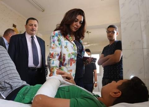 محافظ دمياط تحيل مسؤولي الإدارة بمستشفى الزرقا المركزي للتحقيق