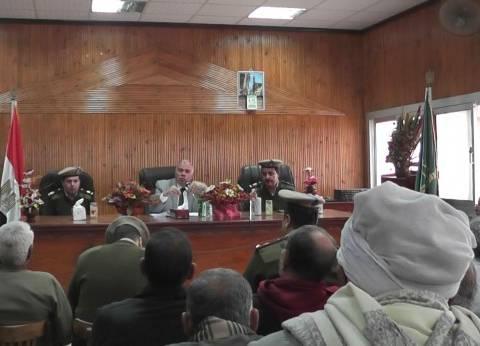 مدير أمن القليوبية يعقد سلسلة اجتماعات لمتابعة استعدادات الانتخابات