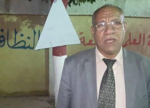 """ناخب بعد الإدلاء بصوته: """"محدش عمل زي إللي عمله السيسي في تاريخك يامصر"""""""