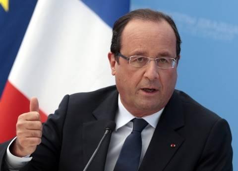 أولاند يبلغ مسؤولين برلمانيين بنيته تمديد الطوارئ في فرنسا لـ3 أشهر
