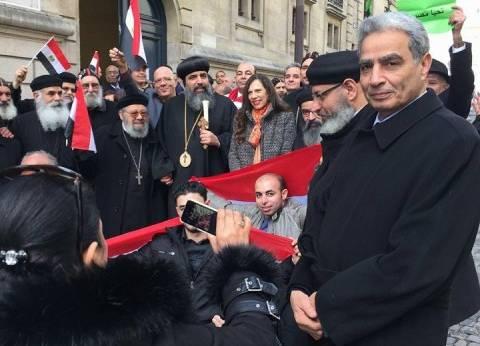سفارة مصر بفرنسا: منح أولوية التصويت لكبار السن ومصطحبي الأطفال
