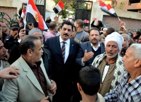 اتحاد عمال مصر: أعضاؤنا كان لهم وجود كبير أمام لجان الاسفتاء