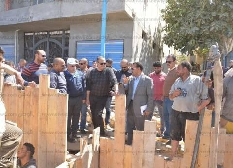 أبو زيد: انتهاء تطوير مرسى مطروح قبل 15 إبريل.. و62 مليونا للغاز