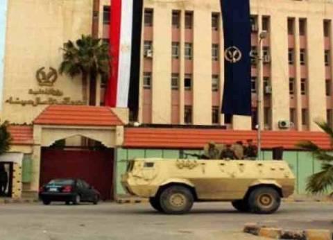 إبطال مفعول قنبلة بالقرب من كميني المحاجر والعبور بشمال سيناء