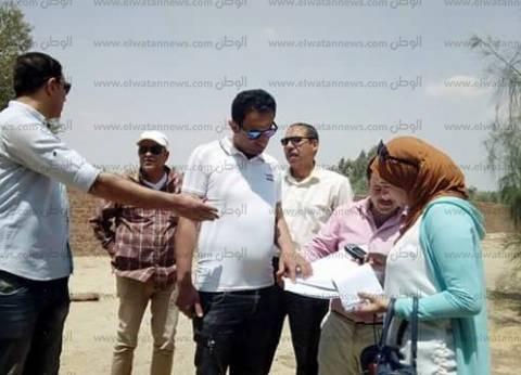 رئيس لجنة استرداد الأراضي بالإسماعيلية:  تقنين أوضاع 6 قطع زراعية