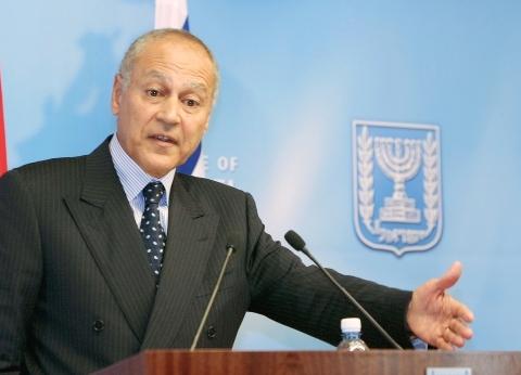 أبوالغيط يعزي القيادة المصرية في ضحايا حادث القطار