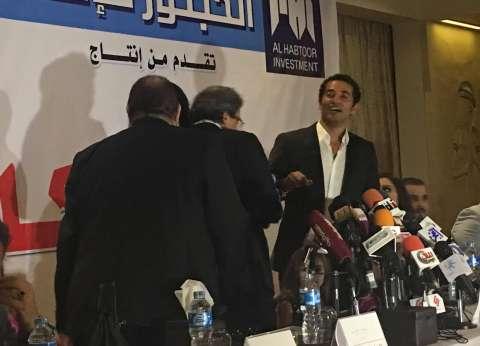 عمرو سعد يجسد شخصيتين بفيلم «كارما»