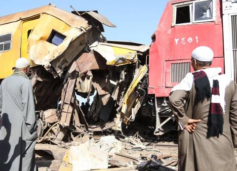 مصرع شاب وإصابة 5 آخرين في حادث تصادم علي طريق ترعة السلام في دمياط