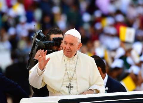 عاجل| بابا الفاتيكان يعلن تضامنه مع المسلمين بعد اعتداء نيوزيلندا