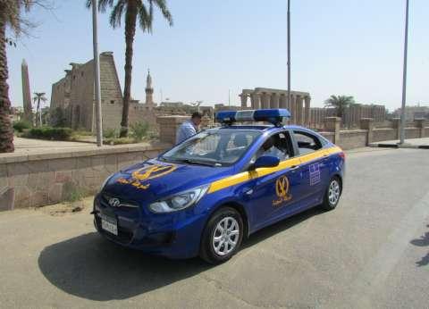 إجراءات أمنية مشددة ودوريات للشرطة تجوب شوارع دمياط