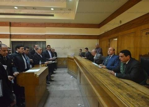 بدء جلسة اعادة محاكمة 15 متهم باحداث مركز كرداسة
