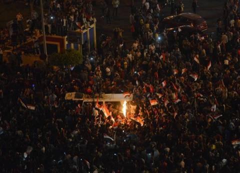 ليلة مصرية تاريخية بعد تأهل المنتخب للمونديال