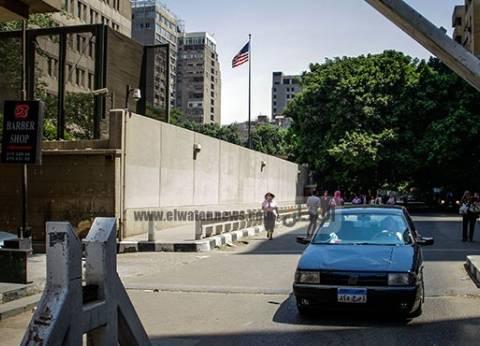"""السفارة الأمريكية تدين """"تفجير الإسكندرية"""": نقف جانب مصر ضد الإرهاب"""