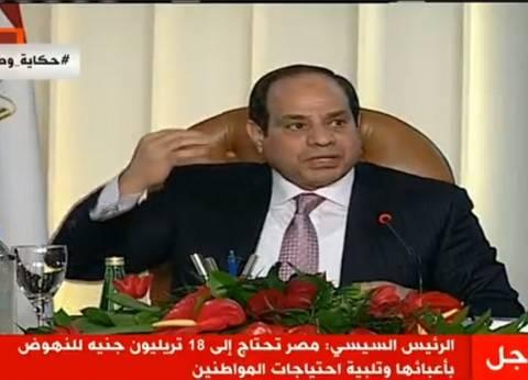 بعد حديث السيسي عنها.. لماذا تحتاج مصر موازنة قدرها 1000 مليار دولار؟
