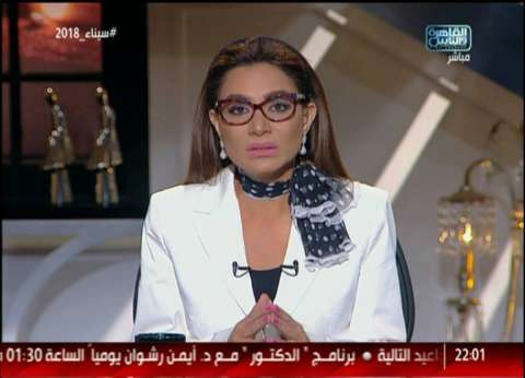 """بسمة وهبة تتحدى الإخوان: """"مفيش مصري هيلزم بيته في الانتخابات"""""""