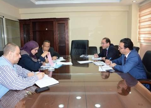 """""""التخطيط"""" و""""المالية"""" يجتمعان لإقرار ملامح خطة مصر متوسطة المدى"""