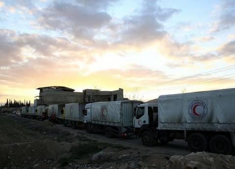 الأردن يقر إدخال مساعدات لعشرات الآلاف من السوريين العالقين على الحدود