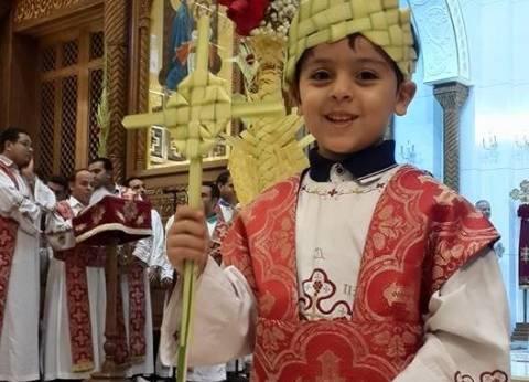 """""""الوطن"""" تكشف حقيقة صورة """"أصغر شهيد"""" بتفجير كنيسة طنطا"""