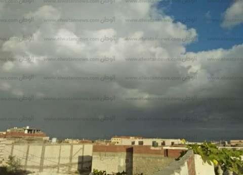 انخفاض في درجات الحرارة وتوقعات بسقوط أمطار بمطروح