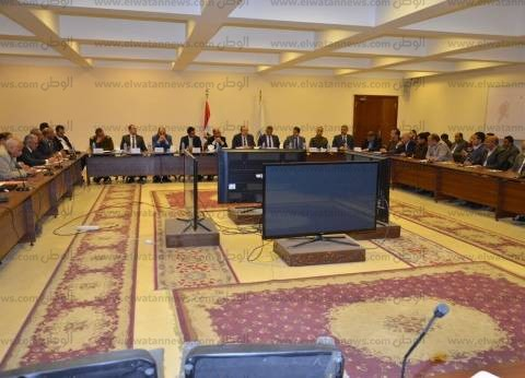 بحث الاستعدادات النهائية لاستقبال الانتخابات الرئاسية في بني سويف