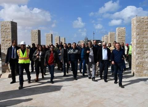 المجتمعات العمرانية: 3 شركات تتولى أعمال الجزر والبحيرات في العلمين
