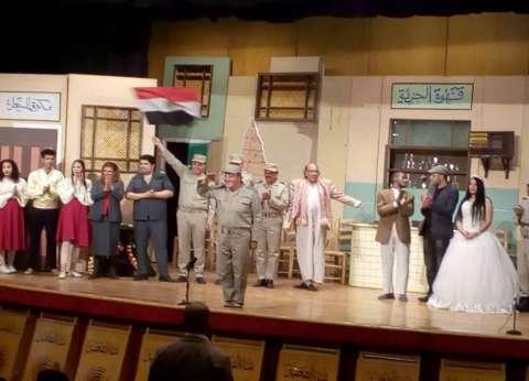 الثقافة تحتفل بعيد تحرير سيناء بأجندة فعاليات