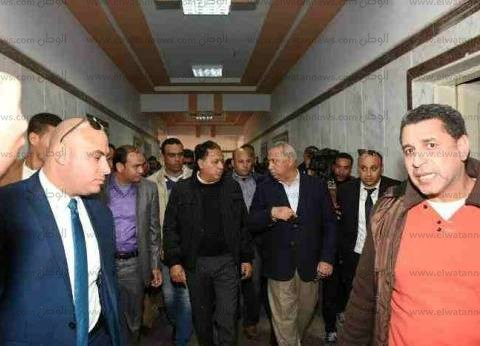 وزير الصحة يطالب بالانتهاء من أعمال تطوير مستشفى الأمراض النفسية بالعزازي في الشرقية
