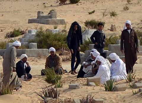 جنازات متواصلة ومقابر جماعية.. دماء الشهداء ودموع الأهالى لم تجفّ