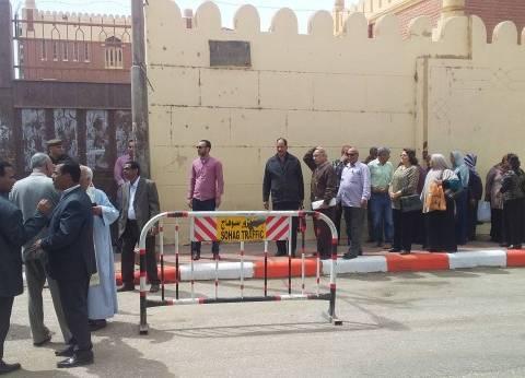 إغلاق اللجان بحلوان و15 مايو في اليوم الأول للانتخابات الرئاسية