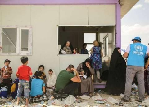 """""""العفو الدولية"""" تنتقد تعامل السلطات العراقية مع أزمة النازحين"""