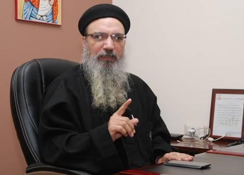 بولس حليم: نتمنى وجود كنيسة في السعودية