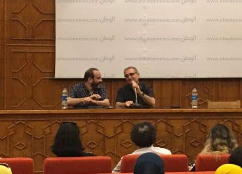 ندوة لتكريم المخرج السويسري باسم سمير على هامش مهرجان الإسماعيلية