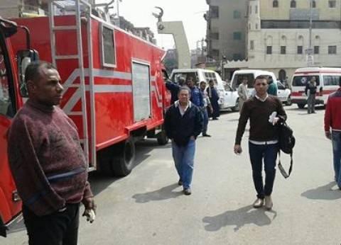 أمن الغربية يرفع حالة الطوارىء لتأمين المؤسسات بسبب انفجار طنطا