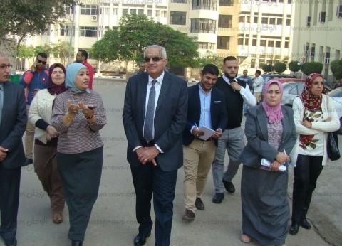 جامعة المنصورة تستقبل وفود 35 دولة للمشاركة في quotملتقى الوافدينquot