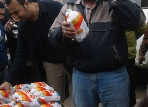 """""""الوزراء"""" يناشد المواطنين شراء الدواجن المجمدة من منافذ وزارة التموين"""